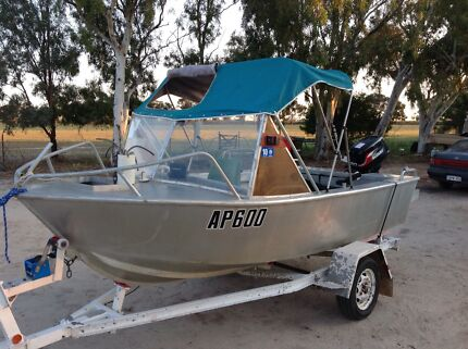 4.10 m Ali Runabout Northam 6401 Northam Area Preview