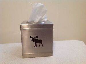 Great Moose Themed Tissue Holder