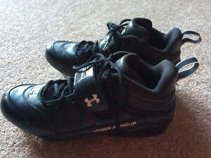Under Armour football cleats - asking $20.00