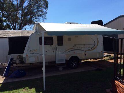 Jayco Outback Expanda 2009