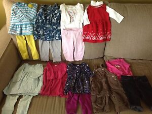 Baby girl clothing 3-6 month.