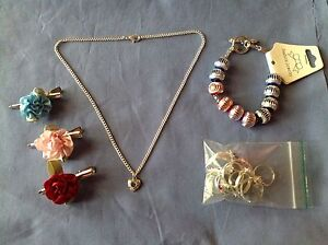 4 X girls jewellery & accessories sets ($20 each) Seaford Frankston Area Preview