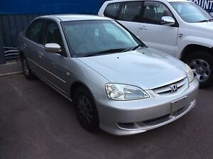 2003 Honda Civic GLI automatic Sedan Sandgate Newcastle Area Preview
