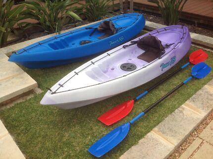 Kayak Escape Pacer x 2