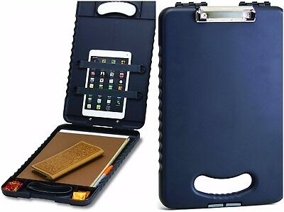 Lettera4 Size Tablet Clipboard Case Paper Documents Storage Office Supply Hold