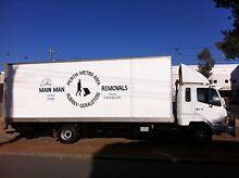 THE MAIN MAN REMOVALS Perth Furniture Removalist North Lake Cockburn Area Preview