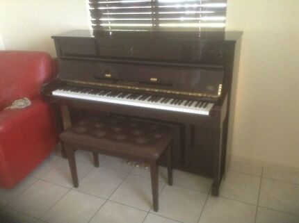 Piano Up Right, extremely good condition, lovingly cared for