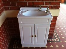 Small, white bathroom vanity Mount Lawley Stirling Area Preview