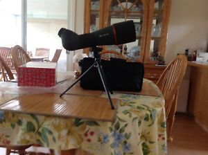 Outbound Spotting Scope