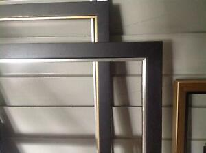 Picture Framing Shop Clearance.  Mouldings, frames, matboards Highton Geelong City Preview