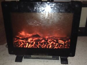 Active Flame fire place