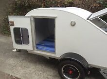 Teardrop Camper  2014 As New Rose Bay Clarence Area Preview