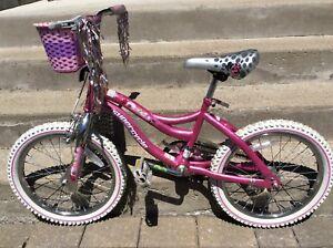 Bicyclette (vélo) pour fillette, aubaine 60$