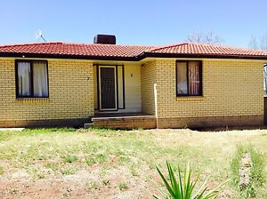 Solid furnished 3 Bedroom house in quiet area for rent Broken Hill Central Broken Hill Area Preview