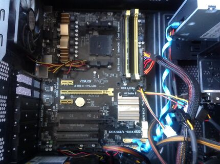 Selling computer parts in a bundle