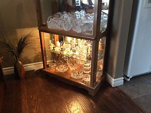 **** Curio Cabinet**** For Sale