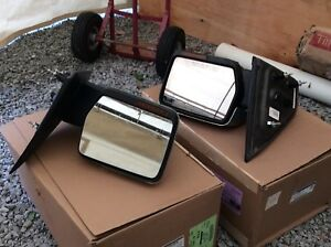 Side mirrors for 2010 Ford F150