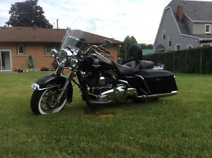 2008 Harley road king