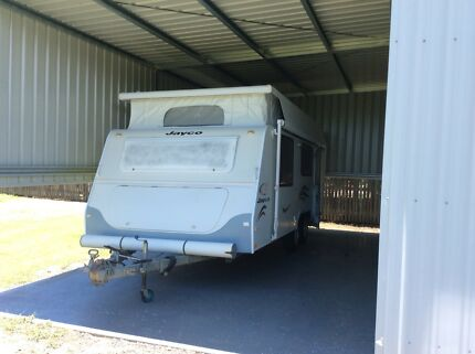 Jayco Swan Air Con Electric Awning Caravans Gumtree Australia