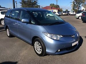 2007 Toyota Tarago Wagon Sandgate Newcastle Area Preview