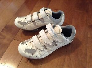 LOOK Keo Pedals and Specialized Shoes -Women's Size 6