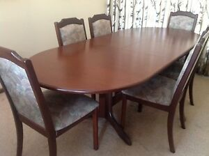 Extension dining table Coromandel Valley Morphett Vale Area Preview