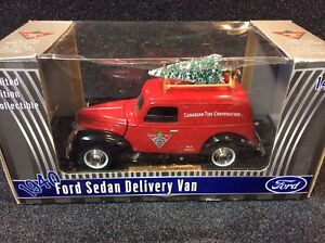 Canadian Tire Diecast 1/24 collection limitée Ford 1940,neuf