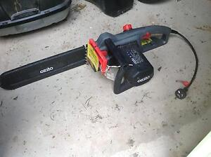 Ozito Electric Chainsaw Stratford Cairns City Preview