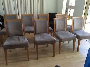 DINING CHAIRS Beverley Park Kogarah Area Preview