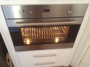 Cabinet/Wall Electric 75cm Blanco Multi functional Oven