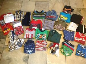 Boys size 4 lot 1