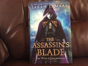 Brand new Throne of Glass Hardcover