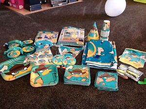 Disneys Phineas and Ferb birthday supplies