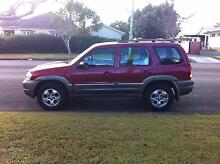 2002 Mazda Tribute Wagon Gloucester Gloucester Area Preview
