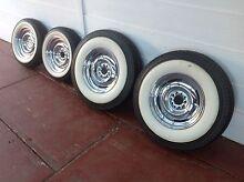 Hotrod wheels and tyres Melton Melton Area Preview