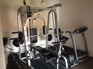 Complete home gym Thornlie Gosnells Area Preview