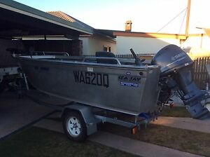Excellent Fishing Boat. Stanthorpe Southern Downs Preview