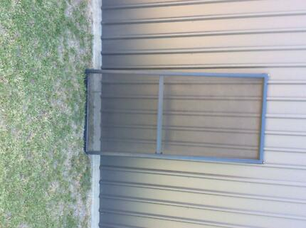 Aluminium Flywire Sliding Door. Excellent condition & Flywire sliding doors and windows | Building Materials | Gumtree ...