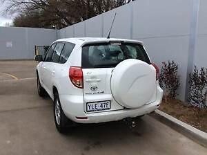 2008 Toyota RAV4 Wagon Yass Yass Valley Preview