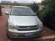 Kia Grand Carnival 2006  Bedford Bayswater Area Preview