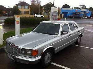 1982 Mercedes-Benz 500SEL - URGENT SALE Altona Meadows Hobsons Bay Area Preview