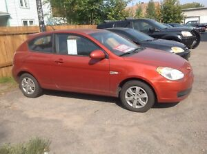 Hyunday Accent 2009 Hatchback 3 Portes