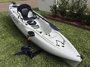 Hobie Outback mirage drive kayak Port Macquarie Port Macquarie City Preview