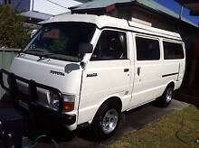 1979 Toyota Hiace Campervan with some grunt! Rebuilt Motor @237K Mayfield East Newcastle Area Preview