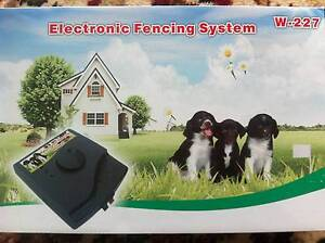Electronic Dog Invisible Fence In- Ground Fencing System Collar Loganholme Logan Area Preview