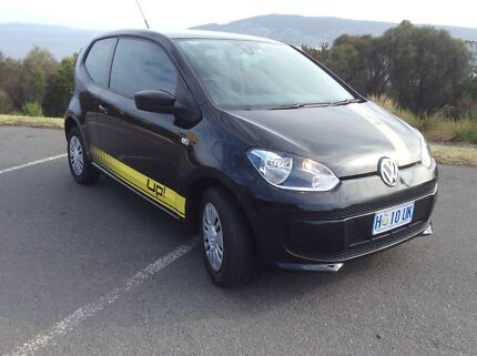 2013 Volkswagen UP! Mornington Clarence Area Preview