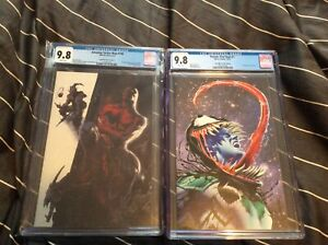 Selling Off 5 CGC Graded Amazing Spider-Man Variants All 9.8