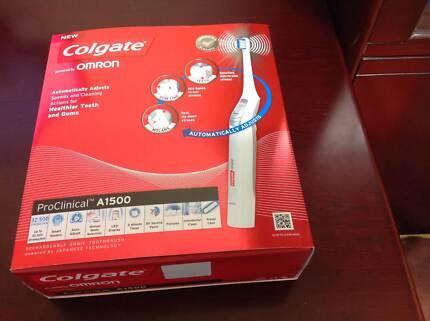 ProClinical A1500 Colgate Omron power toothbrush Preston Darebin Area Preview