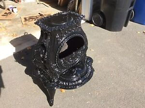 Gothic style antique stove for sale make an offer