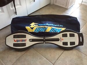 Skateboard 2 roues avec sac de transport